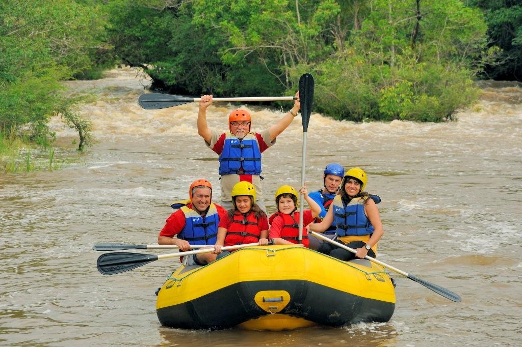 mini-rafting