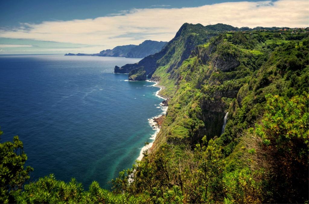 Foto por Turismo da Madeira via Divulgação