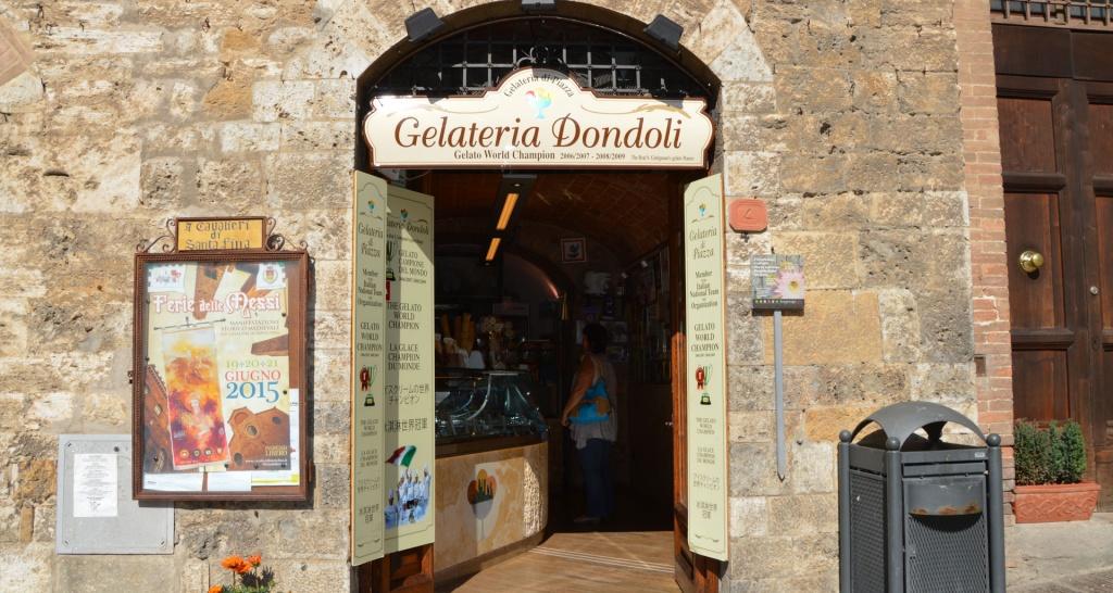 Foto por reprodução: gelateriadondoli.com