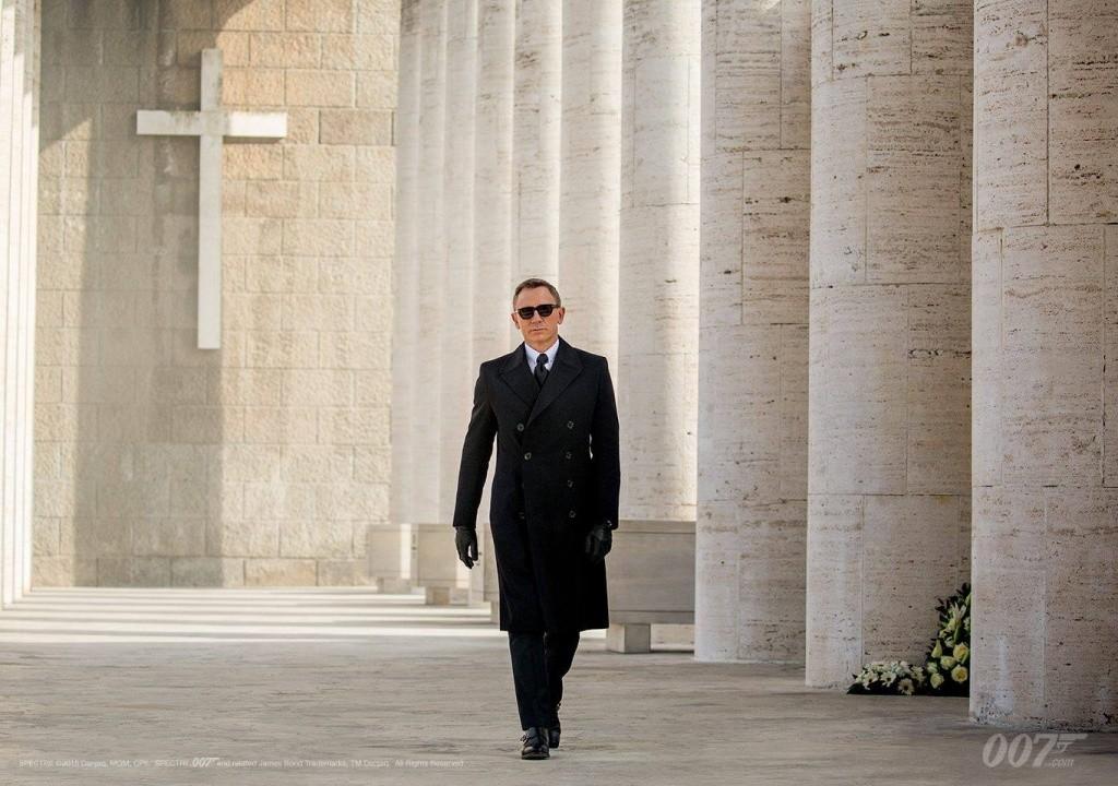 James Bond via Facebook