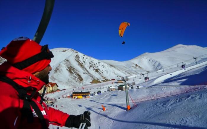 Foto por Divulgação / Centro de Esqui Erzurum / Palandöken