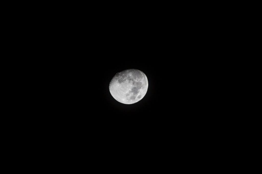 Lua nas Maldivas
