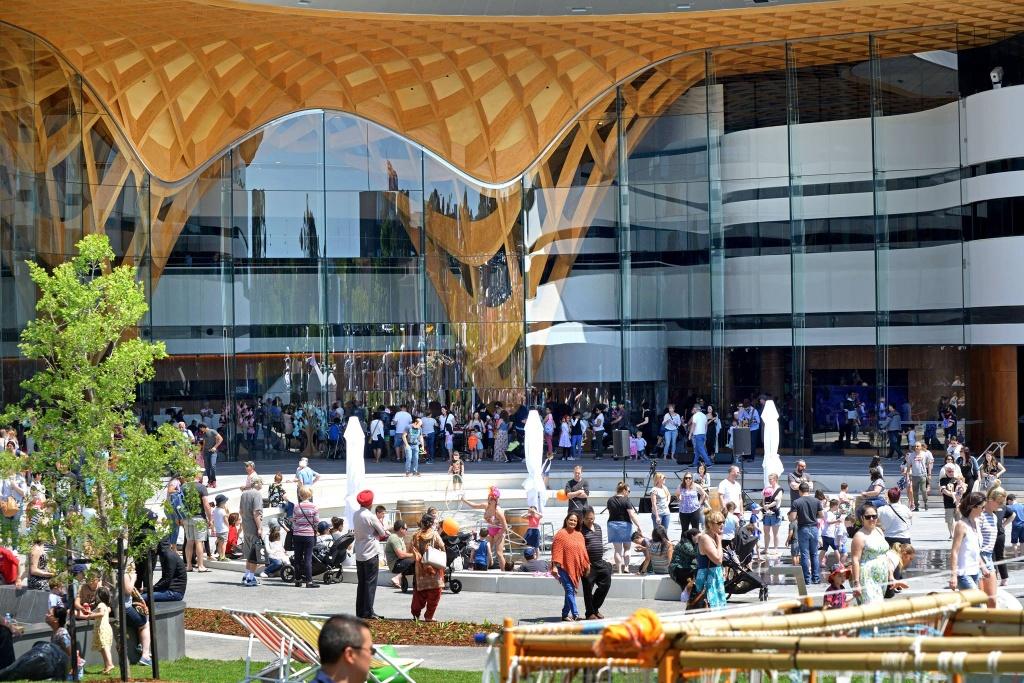 Foto por reprodução facebook.com/BunjilPlace