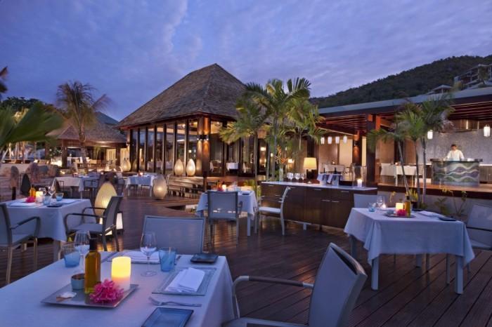 Foto por Raffles Seychelles