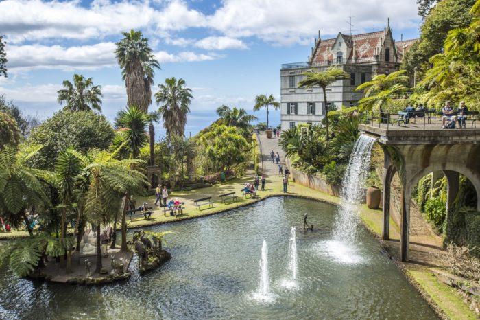 Foto por Greg Snell via Turismo da Madeira