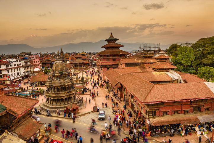 Foto via iStock por Kathmandu, Nepal