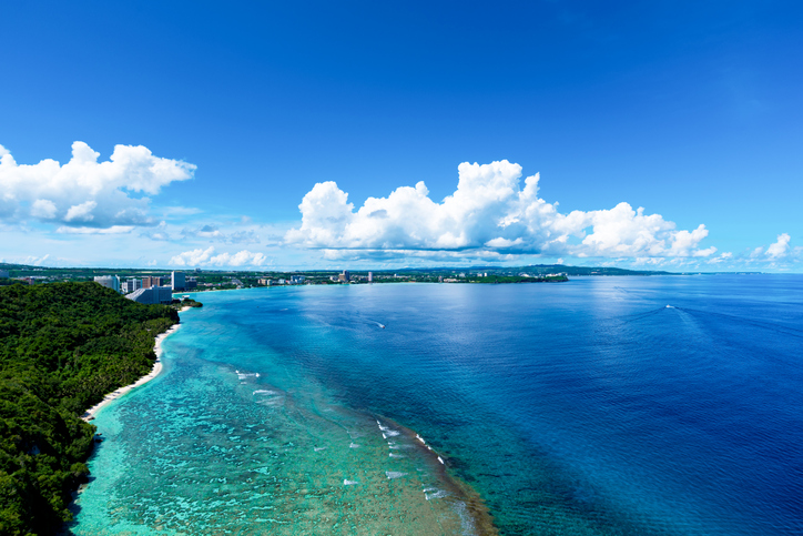 Guam two lovers point