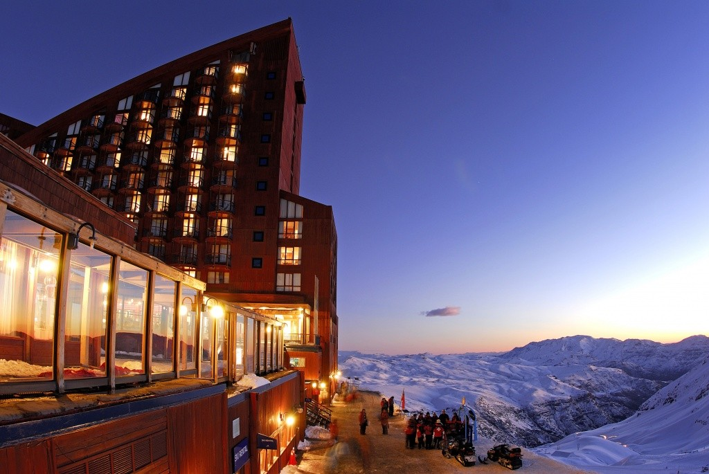 por-do-sol-em-valle-nevado