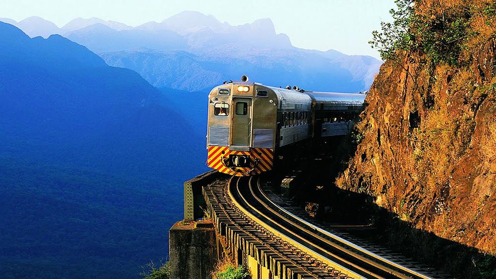 Foto Divulgação/Serra Verde Express