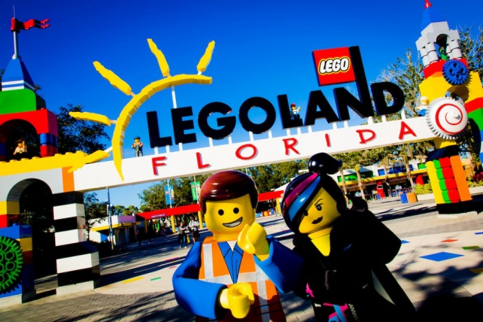 Foto por © 2013 Chip Litherland Photography Inc. / LEGOLAND® Florida Resort