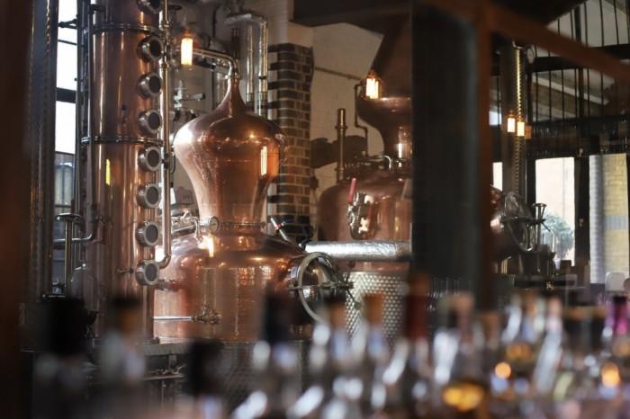 Foto por © East London Liquor Company / Divulgação