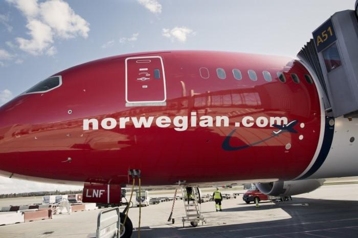Foto por Divulgação / Norwegian