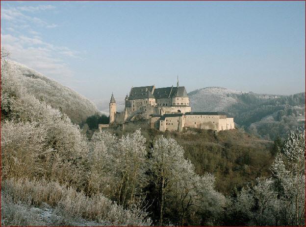 Foto via castle-vianden.lu/gallery
