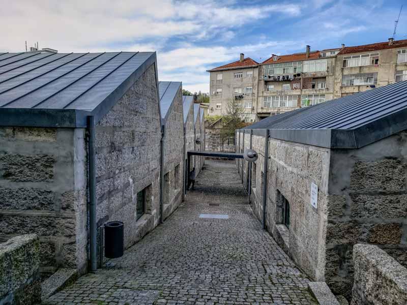 Casa da Memória, Guimarães, Portugal. Foto Adriana Lage