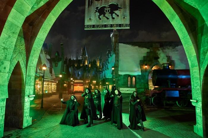 Foto por KEVIN KOLCZYNSKI / Universal Orlando Resort