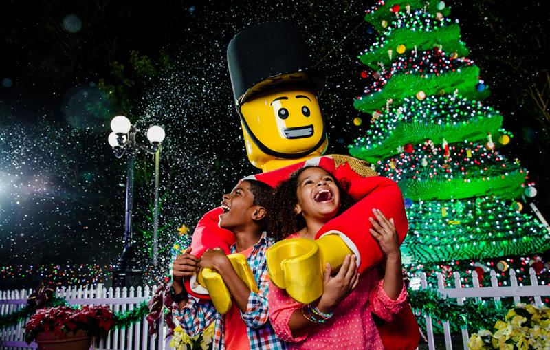 WINTER HAVEN, FL - December 6, 2016 -LEGOLAND Florida Resort brand shoot  - Winter 2016. (PHOTO / LOCK + LAND, Chip Litherland for LEGOLAND Florida Resort)