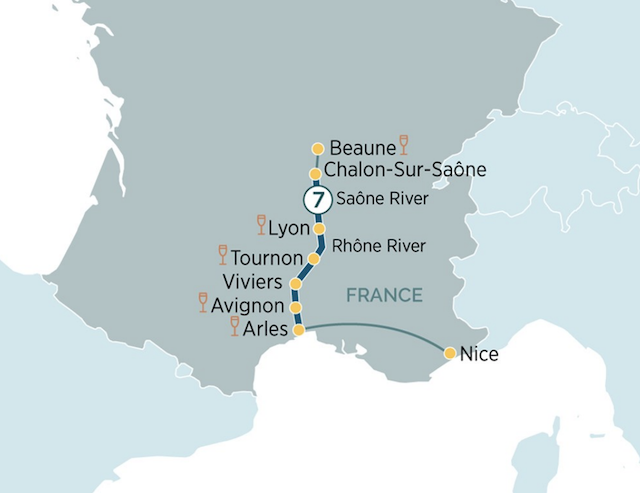 cruzeiro fluvial pela Europa