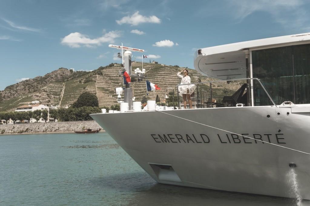 Como é fazer um cruzeiro fluvial pela França