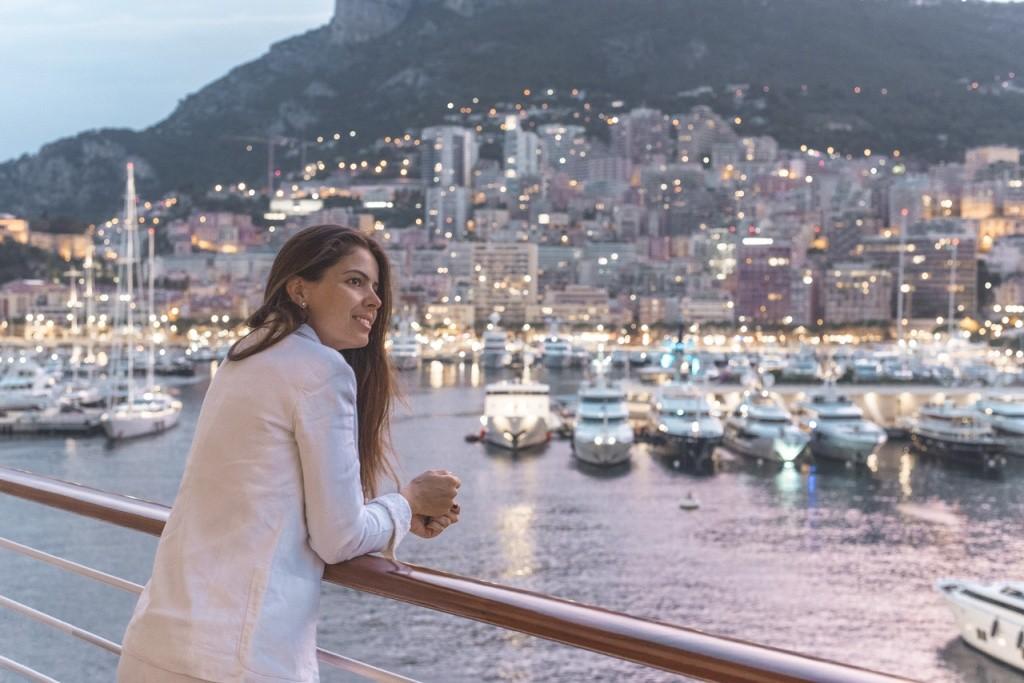 navios e iates em Monaco