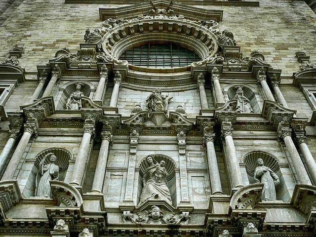 Detalhes da Catedral de Girona