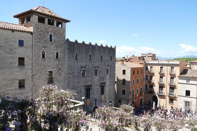 arquitetura em Girona