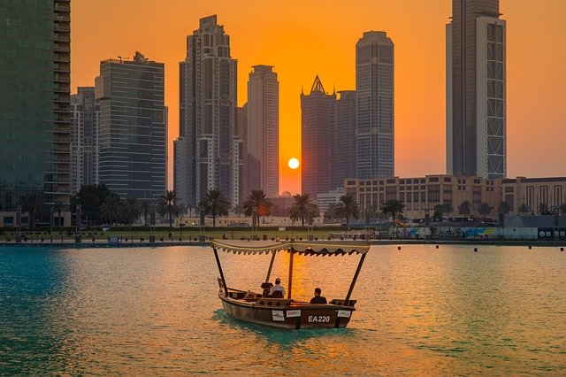 como é Dubai
