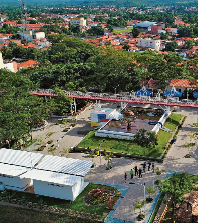 Foto por Secretaria Municipal de Turismo de Caxias