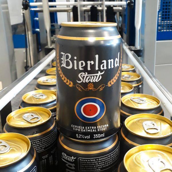Foto por reprodução Facebook Bierland Cervejarias