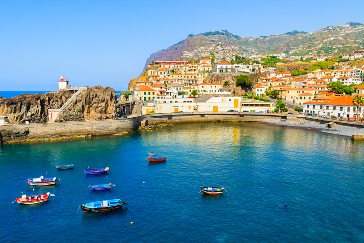 Madeira is a Portuguese island situated in the north Atlantic Ocean, southwest of Portugal.
