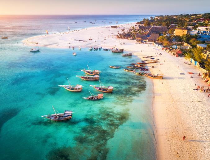 Foto por Istock/ den-belitsky Zanzibar Tanzania