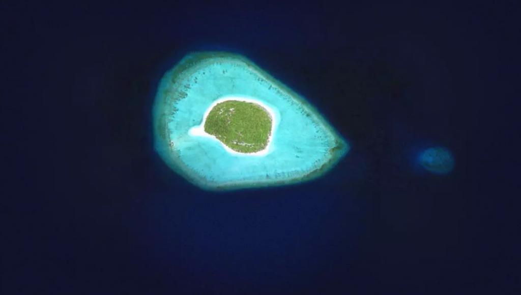 Foto por reprodução maldives.com