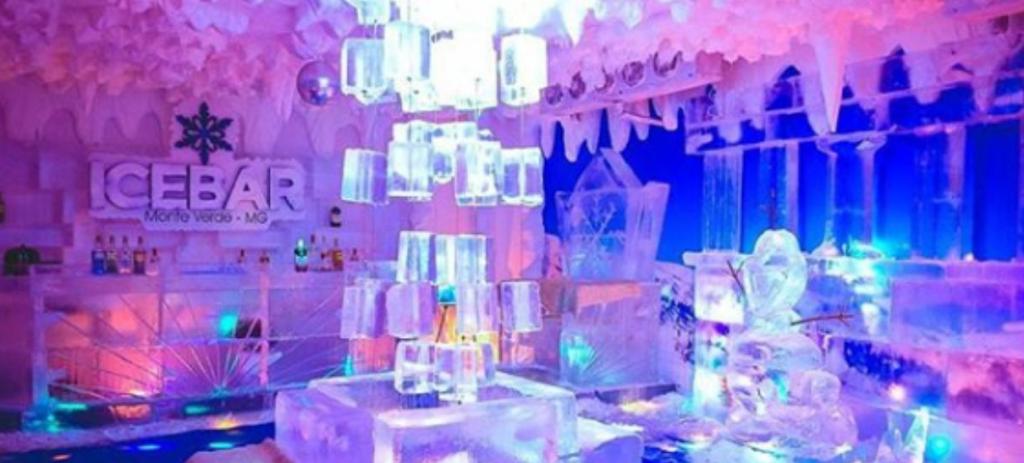 Monte Verde ice bar