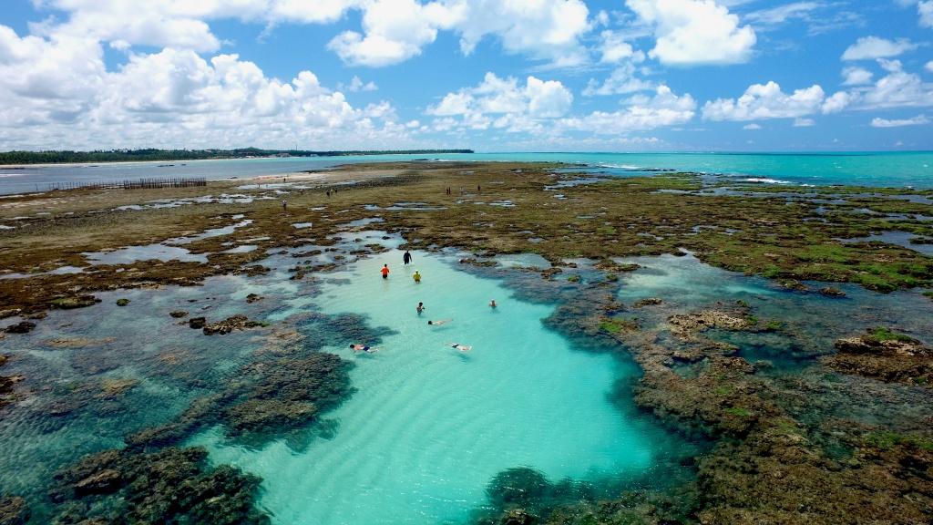 Foto via Pratagy Beach por Divulgação