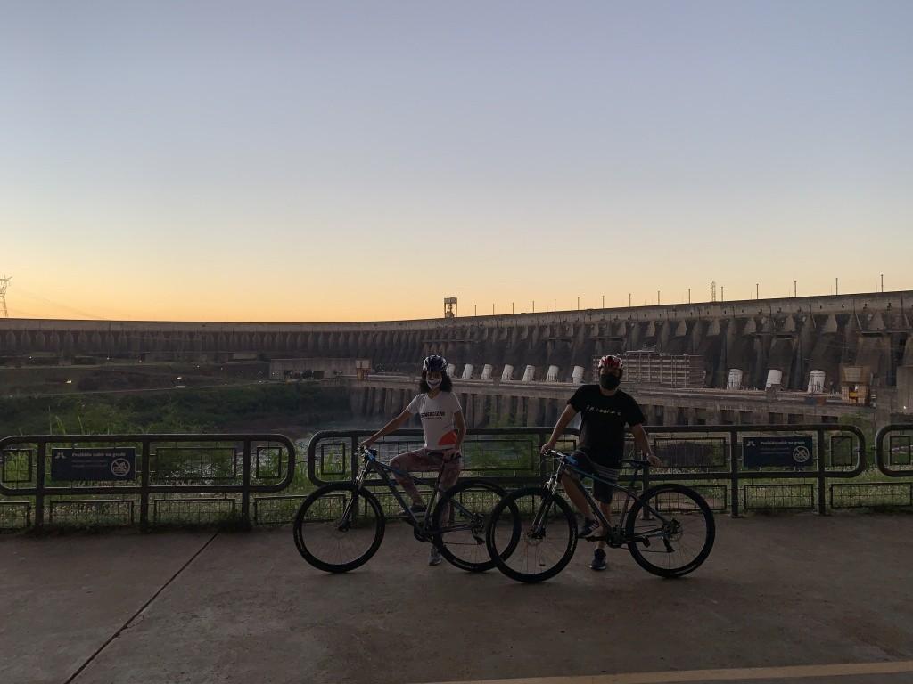 itaipu-bike
