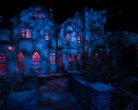 21-53797 HHN30 Discover Universal Blog Freeze  First Look  parade building  USF  Universal Studios  Halloween