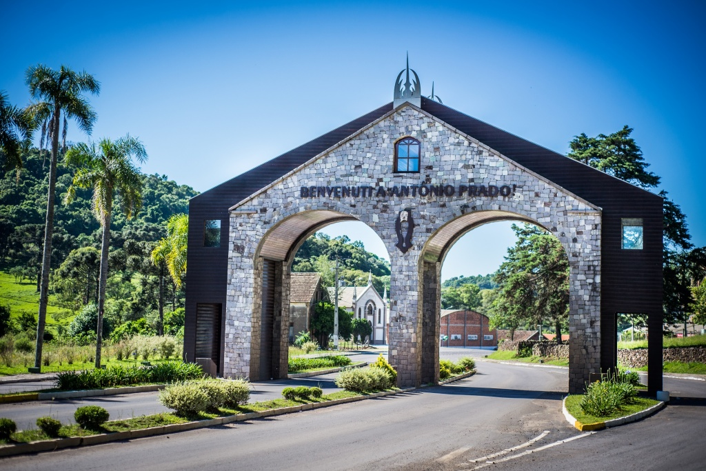 Foto por Prefeitura de Antônio Prado