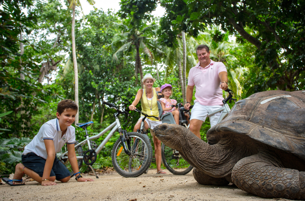 Foto por North Island Seychelles