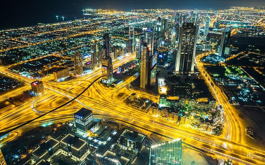 Dubai: tudo o que reluz é ouro
