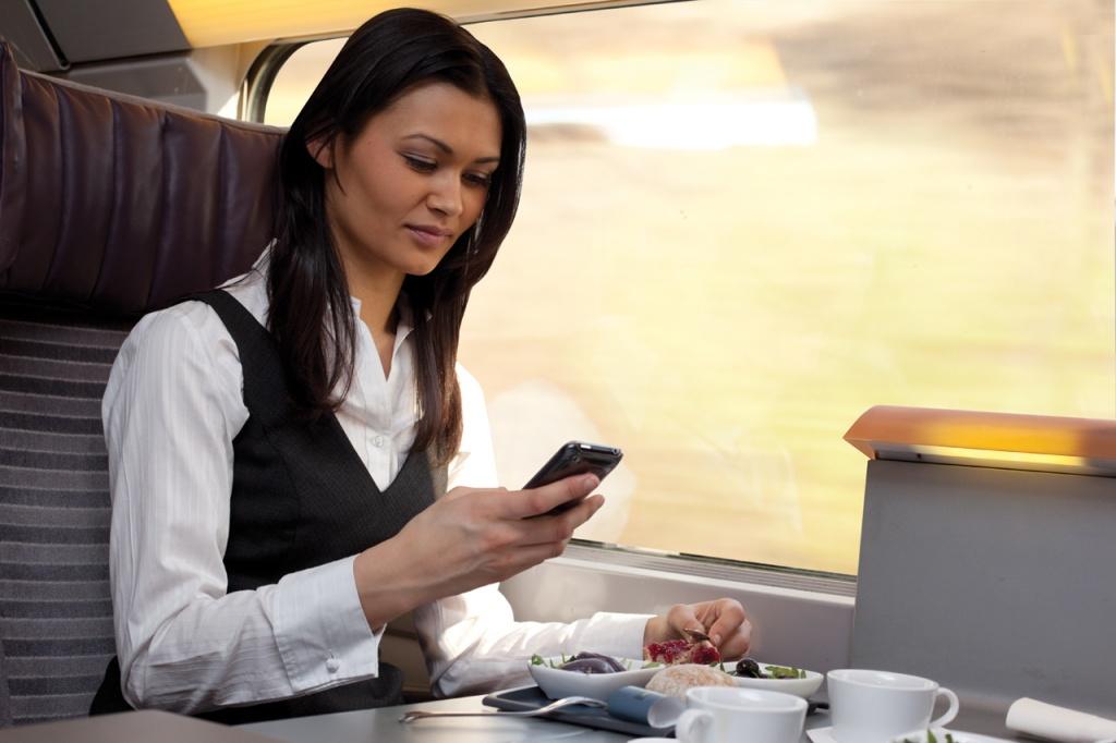 Rail Europe lança aplicativo para tablets e celulares em português_ Na imagem, trem Eurostar_Crédito Rail Europe