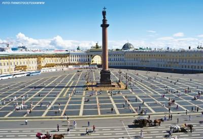 Praça do palácio