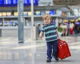 Meu filho pode viajar sozinho?