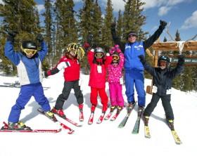 Children's Ski/Snowboard School