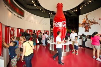 World of Coca-Cola - Atlanta