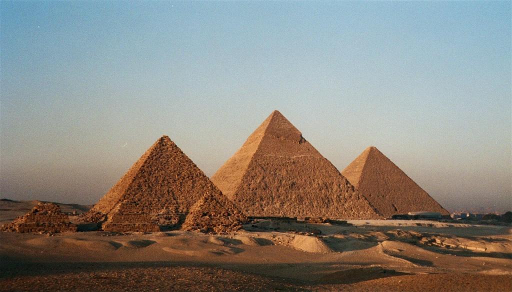 piramides de gizé