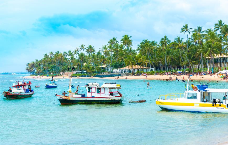 Oito atrações imperdíveis na Praia do Forte – Bahia