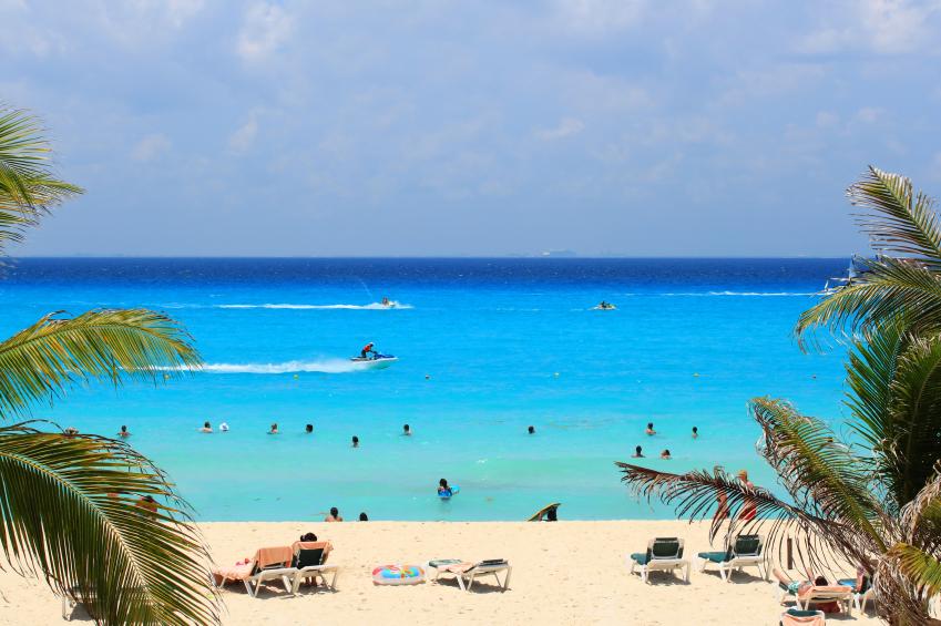 Playa del Carmem - México  Foto por Patryk Kosmider via Istock