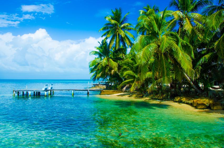 Belize  Foto por Simon Dannhauer via Istock