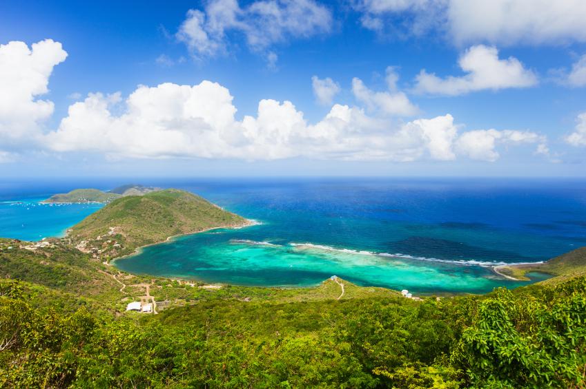 Ilhas Virgens Britânicas  Foto por shalamov via Istock