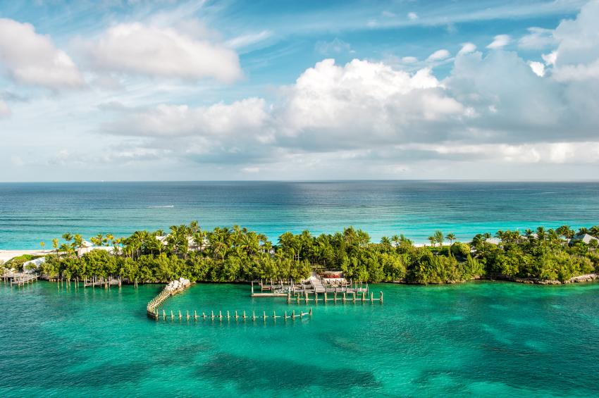 Bahamas Foto por LiliGraphie via IStock