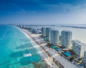 Cancun Flickr dronepicr